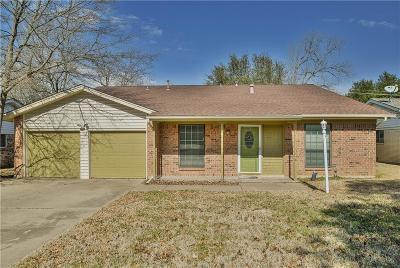 Arlington Single Family Home For Sale: 3013 David Lane