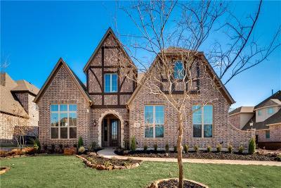 Prosper Single Family Home For Sale: 880 Jessica Court