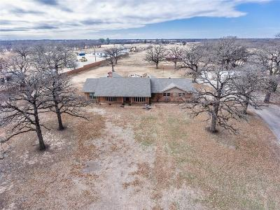 Dallas, Fort Worth Farm & Ranch For Sale: 4230 Rendon Road