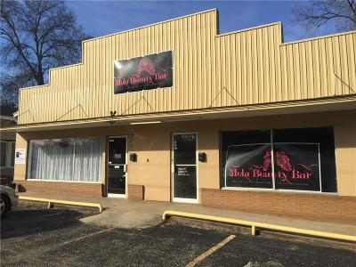 Harrison County Commercial For Sale: 707 E Grand