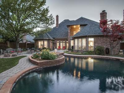 Plano Single Family Home Active Option Contract: 1812 Macgregor Drive