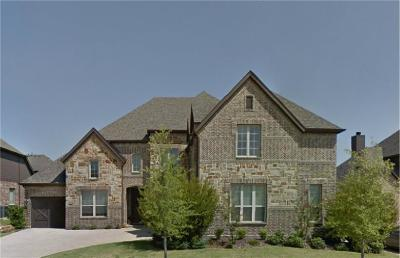 Keller Single Family Home For Sale: 1517 Sagebrush Trail