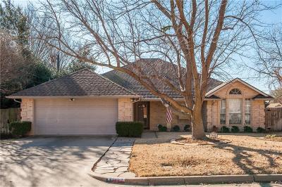 Arlington Single Family Home For Sale: 3802 Sounder Drive