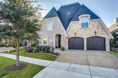 Allen Single Family Home For Sale: 925 Charles River Court