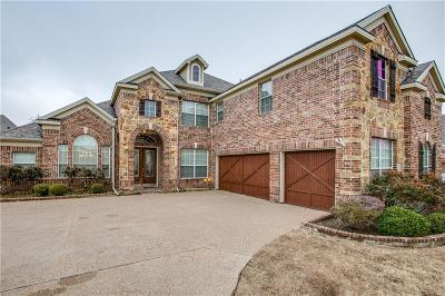 Sachse Single Family Home For Sale: 2509 Spring Meadow Drive
