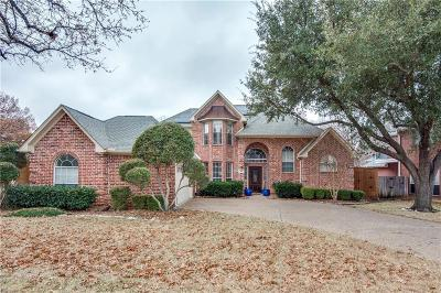 Coppell Single Family Home For Sale: 133 Glendale Drive