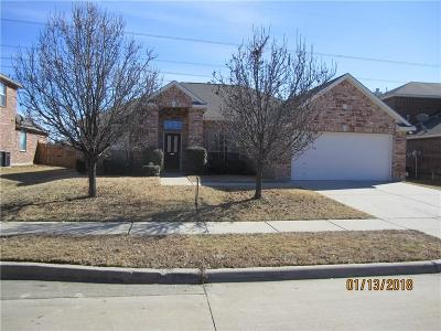 Grand Prairie Single Family Home Active Option Contract: 2731 Sweetbriar Lane
