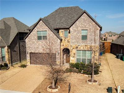 McKinney Single Family Home For Sale: 5604 Green Moss Hill
