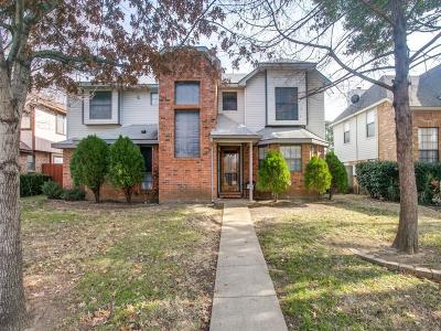 Grand Prairie Single Family Home Active Option Contract: 4204 Tanner Way