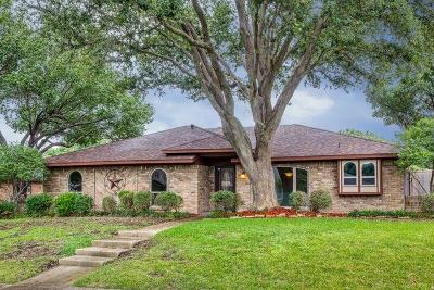 Single Family Home For Sale: 1712 Papeete Drive