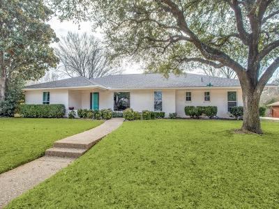 Fort Worth Single Family Home For Sale: 4721 Springwillow Road