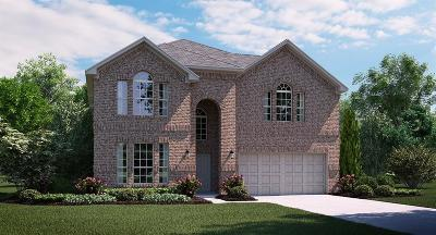 Prosper Single Family Home For Sale: 16028 Holly Creek