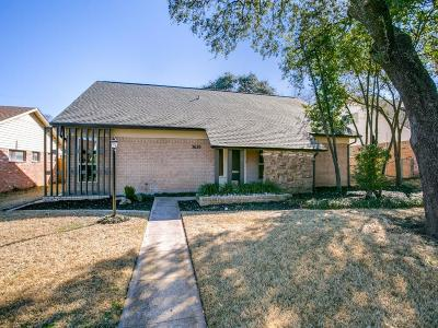 Dallas TX Single Family Home For Sale: $330,000