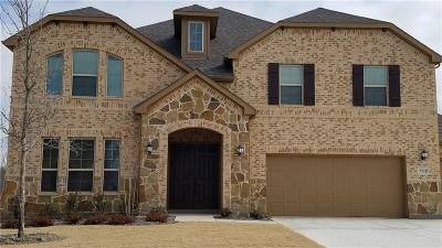 Mckinney  Residential Lease For Lease: 7520 River Park Drive