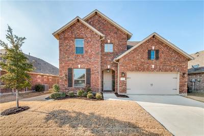 Little Elm Single Family Home For Sale: 920 Green Coral Drive