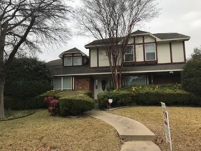 Single Family Home For Sale: 9919 Chimney Hill Lane