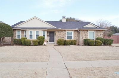 Plano Single Family Home For Sale: 4501 Crowley Drive
