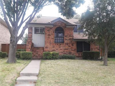 Carrollton  Residential Lease For Lease: 1636 Kingspoint Drive