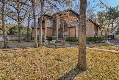 Arlington TX Single Family Home For Sale: $285,000