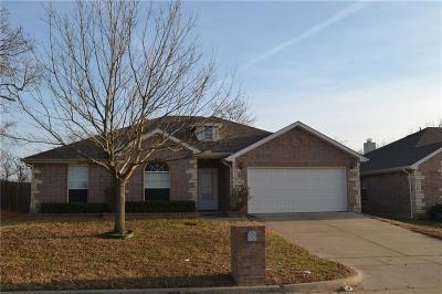Mansfield Single Family Home For Sale: 2061 Turtle Cove Drive