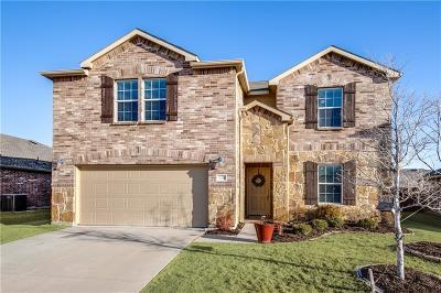 Little Elm Single Family Home For Sale: 14704 Brandon Drive