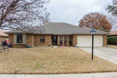 Keller Single Family Home Active Option Contract: 761 Santa Fe Trail