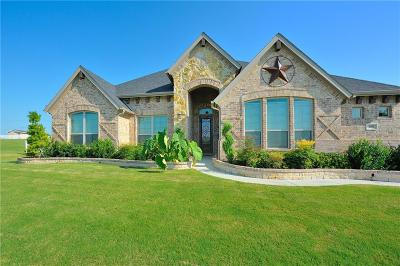 Fort Worth Single Family Home For Sale: 105 Trifecta Lane
