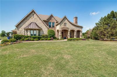 Celina Single Family Home For Sale: 9100 Saddle Horn Court