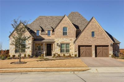 Celina Single Family Home For Sale: 4011 Hollywood Park Court