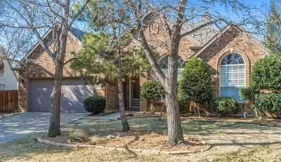 Flower Mound Single Family Home For Sale: 1105 Tanglewood Lane
