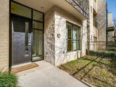 Dallas Condo For Sale: 4111 Newton Avenue #10