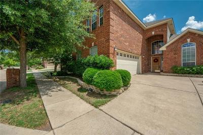 McKinney Single Family Home For Sale: 7905 Riverwalk Trail