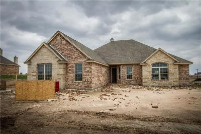 Springtown Single Family Home Active Option Contract: 104 Stanford