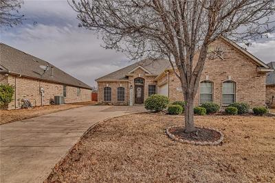 Grand Prairie Single Family Home Active Option Contract: 5752 Palomino Way