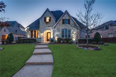 Allen Single Family Home For Sale: 2349 Wingsong Lane