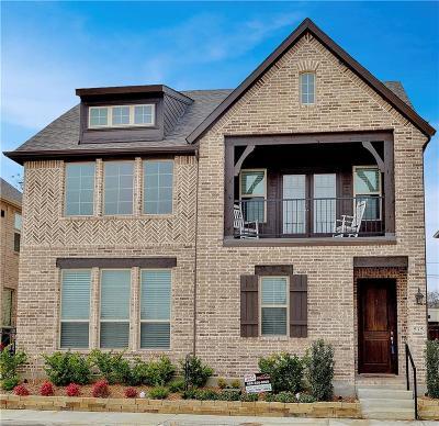 Irving Single Family Home For Sale: 515 Renaissance Lane