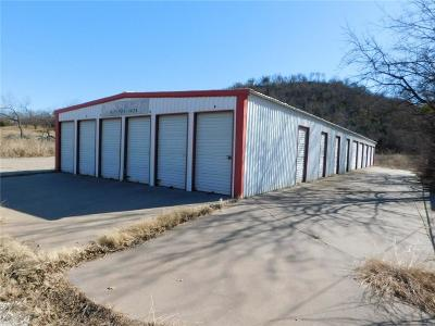 Mineral Wells TX Commercial For Sale: $175,000