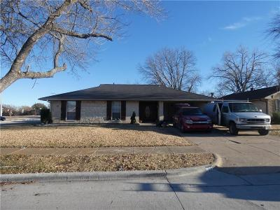 Garland Single Family Home Active Option Contract: 802 Key Colony Drive