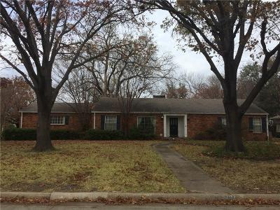 Single Family Home For Sale: 5707 Williamstown Road