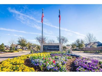 Frisco Residential Lots & Land For Sale: 4153 Newman Boulevard