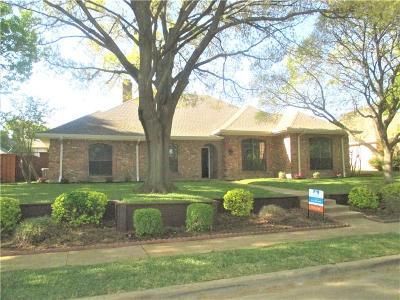 Plano Single Family Home For Sale: 1540 Faringdon Drive