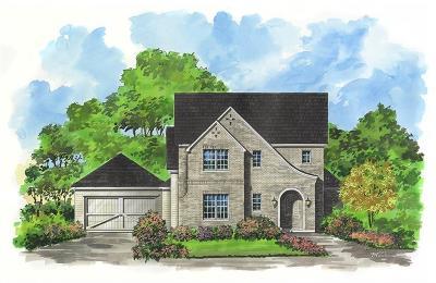 Aledo Single Family Home For Sale: 14116 Cross Oaks Place