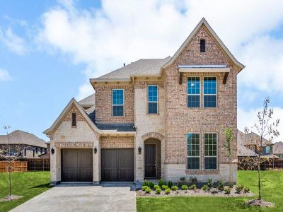 Coppell Single Family Home For Sale: 734 Wingate