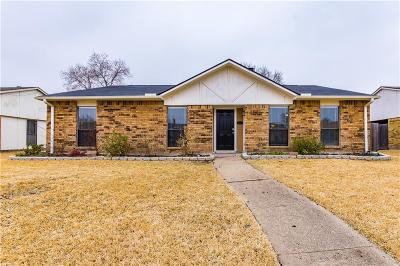 Single Family Home For Sale: 8413 Woodside Road