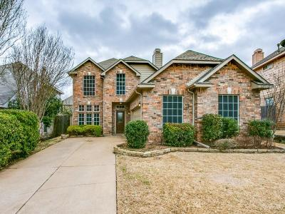 Flower Mound Single Family Home Active Option Contract: 2504 Centenary Drive