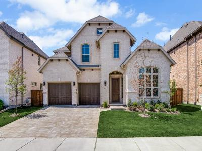 Coppell Single Family Home For Sale: 637 Springlake