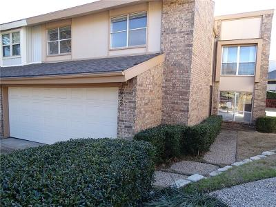 Carrollton Townhouse For Sale: 2922 Woodcroft Circle