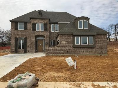 Flower Mound TX Single Family Home For Sale: $662,125
