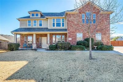 Burleson Single Family Home Active Option Contract: 704 Yaupon Court