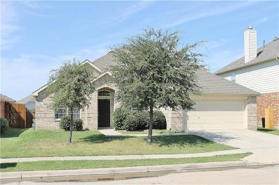 Fort Worth TX Single Family Home Active Option Contract: $269,900